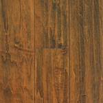 Black Olive Hand Scraped Engineered Hardwood