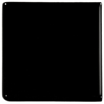 Bold Tones Absolute Black Ceramic Surface Corner Cap