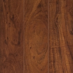 Brazilian Beveled Tigerwood Laminate