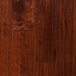 Bronze Birch Hand Scraped Locking Engineered Hardwood