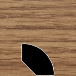 Color 19124Z Laminate Quarter Round Universal