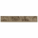 Cappuccino Brown Ceramic Bullnose