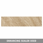 Caramelo Travertine Plank