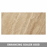Caramelo Travertine Tile