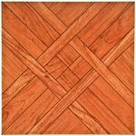 Cedro Real Naranja Ceramic Tile