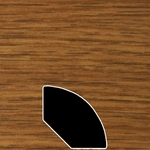 Color 112 Universal Laminate Quarter Round