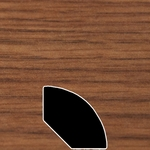 Color 308 Laminate Quarter Round Universal