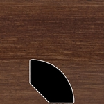 Color 715 Universal Laminate Quarter Round