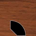 Color 823 Laminate Quarter Round Universal