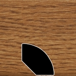 Color 894 Universal Laminate Quarter Round