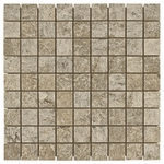 Coloseum Gray Mosaic Porcelain Tile
