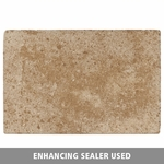 Dalmation Noce Travertine Paver
