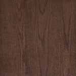 Dark Mocha Oak Solid Hardwood
