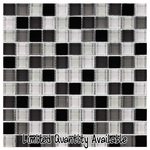 Day & Night Mix Mosaic Glass Tile 8mm