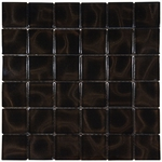 Deja Vu Cafe Mosaic Glass Tile 8mm
