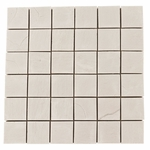 Emilia Bianca Mosaic Decorative Travertine Tile
