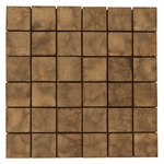 Emilia Miele Mosaic Decorative Travertine Tile