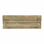 Emilia Verde Decorative Travertine Chair Rail