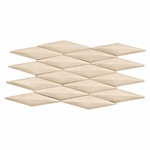 Etrusca Sand 3D Mosaic Decorative Travertine Tile