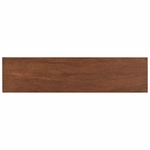 Exotica Cherry Wood Plank Porcelain Tile