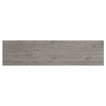 Fusion Ixo Gray Wood Plank Porcelain Tile