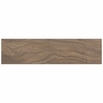 Fusion Pau Brown Wood Plank Porcelain Tile