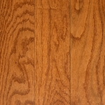 Gunstock Oak Solid Hardwood HG