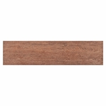 Havana Mambo Red Porcelain Wood Plank