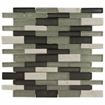 Hilo Mosaic Glass Tile 8mm