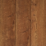 House Mountain Oak Hand Scraped Laminate