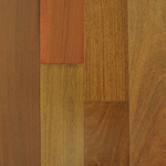 Brazilian Ipe Walnut Natural Engineered Hardwood