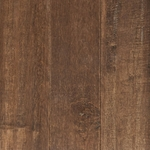 Java Maple Hand Scraped Solid Hardwood