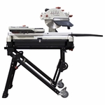 Lackmond BEAST 10in. Wet Tile Saw with Laser Worklight & Stand