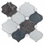 Lak Multi Decorative Glass Mosaic