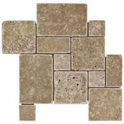 Stone Floor & Wall Tile Laying Patterns - Classical Flagstones