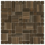 Magic Santa Fe Mosaic Glass Tile