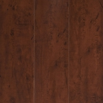 Mahogany Hand Scraped Laminate