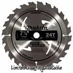 Makita 7 1/4in. x 24T Saw Blade