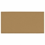 Matte Camel Subway Ceramic Wall Tile