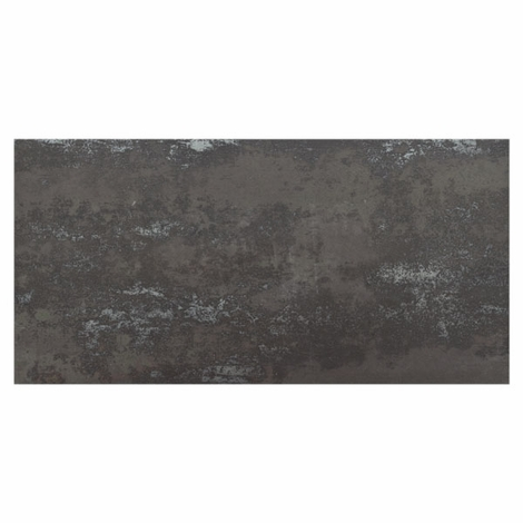 Metallic Black Porcelain Tile