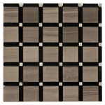 Milano Fashion Antena Mix Mosaic Marble Tile