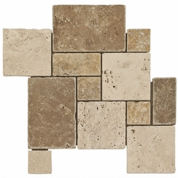 Travertine Tile Backsplash Design Ideas, Pictures, Remodel