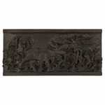Montagna Moose Decorative Travertine Border