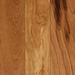 Natural Cherry Solid Hardwood