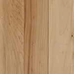 Natural Maple Solid Hardwood