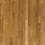 Natural Oak Locking Solid Hardwood