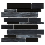 New Art Sky Night Mosaic Glass Tile 10mm