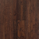 Cognac Oak Locking Solid Hardwood