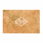 Pompeii Mocca Decorative Ceramic Wall Tile