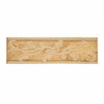 Pompeii Shell Ceramic Border Tile